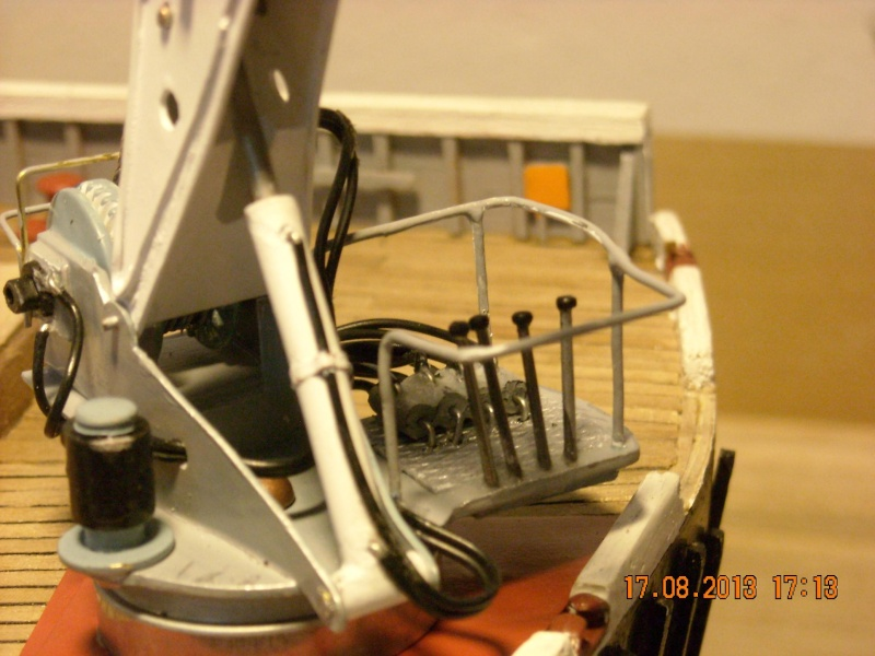 la Calypso di cousteau autocostruita su piani museo della marina parigi - Pagina 14 Immagi17
