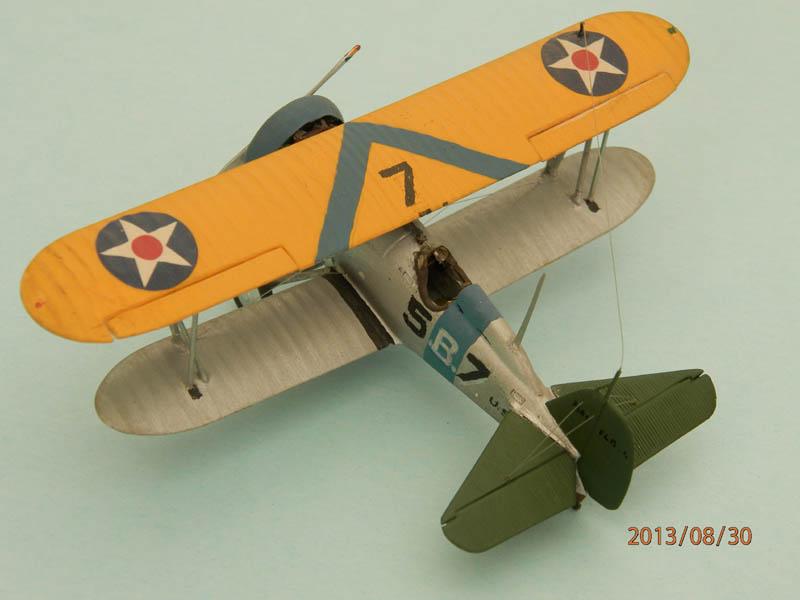 [Matchbox] Boeing P12E transforme en F4B-4 P8300014