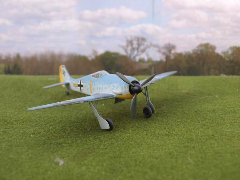 (Matchbox) Focke Wulf 190 A-1 P9025910