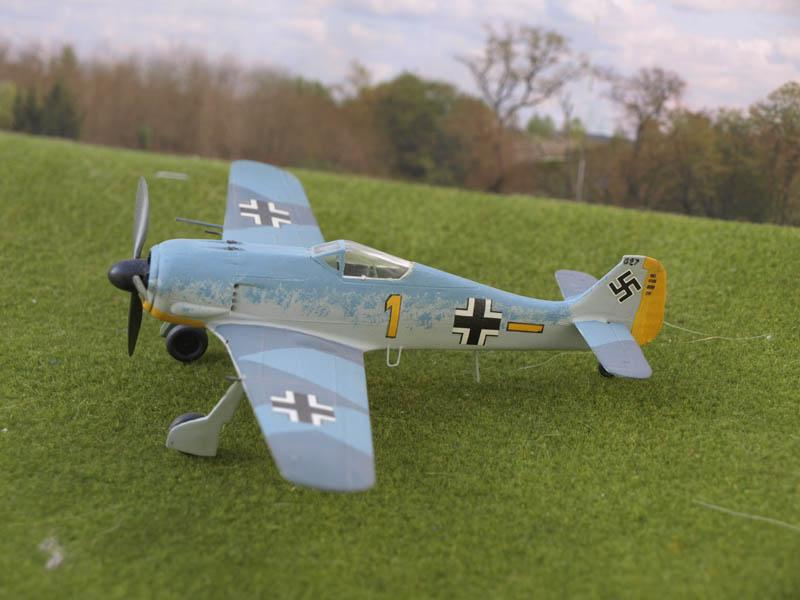 (Matchbox) Focke Wulf 190 A-1 P9025911