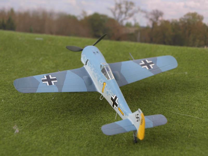 (Matchbox) Focke Wulf 190 A-1 P9025912