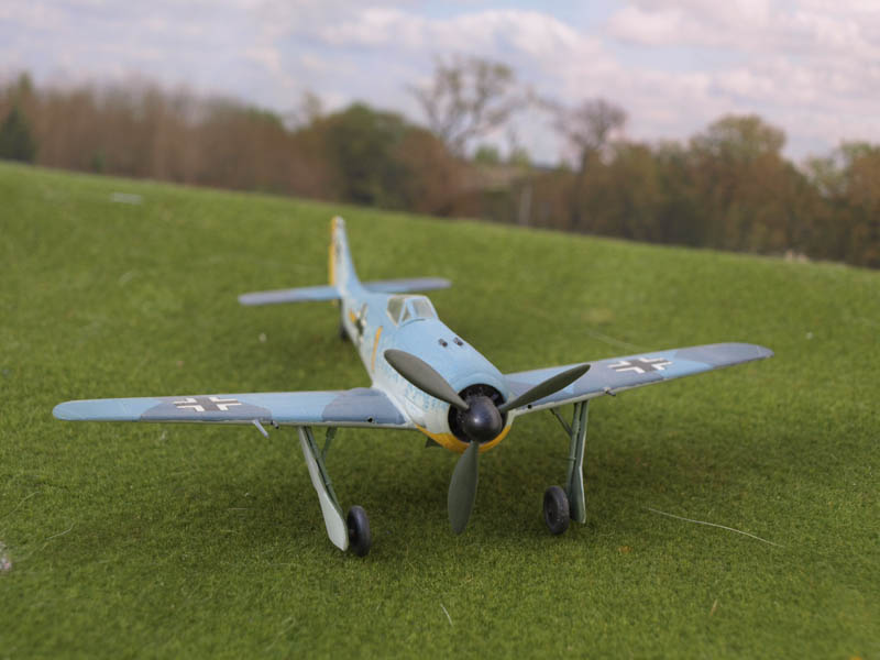 (Matchbox) Focke Wulf 190 A-1 P9025913