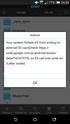 [INFO HTC ONE M8] Regroupement des questions les plus courantes, Foire aux questions ... 2014-113