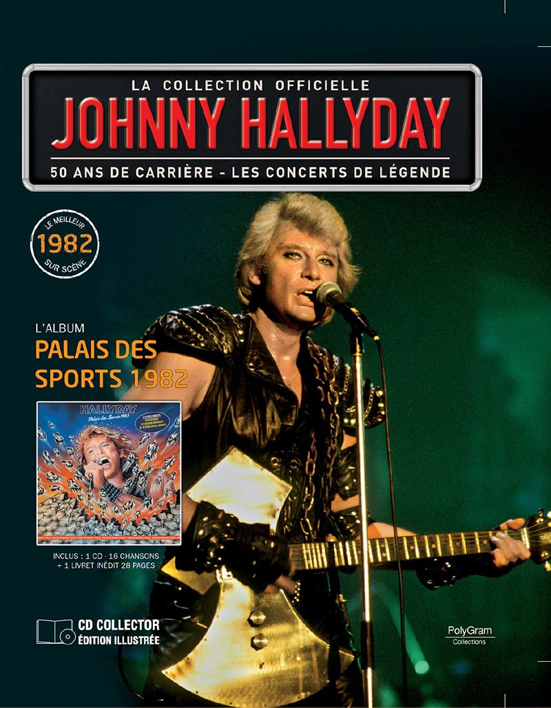 Volume 66 Palais des Sports 1982 Jhcoll12