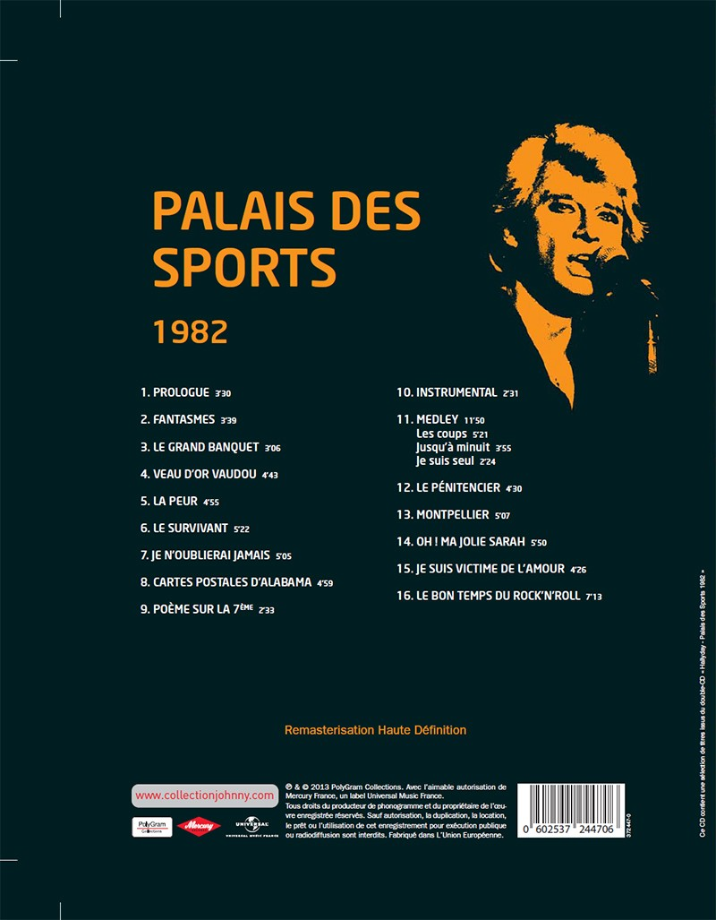 Volume 66 Palais des Sports 1982 Jhcoll13