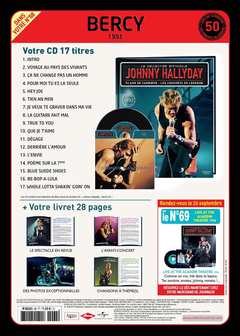 Volume 68 Bercy 1992 Jhcoll23