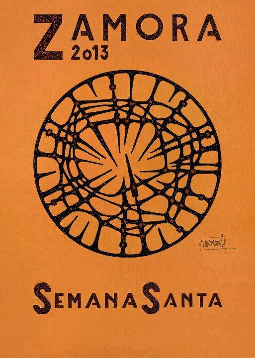 Cartel Anunciador de la Semana Santa Zamora 2.013 52493210