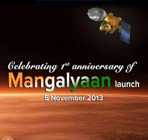 5 novembre 2013 - Mars Orbiter Mission (MOM) / L'Inde se lance à l'assaut de la planète rouge / Mission réussie 24 septembre 2014 10363310
