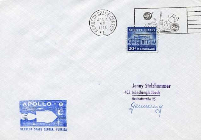 Apollo 6 : il y a 45 ans... 1968_013