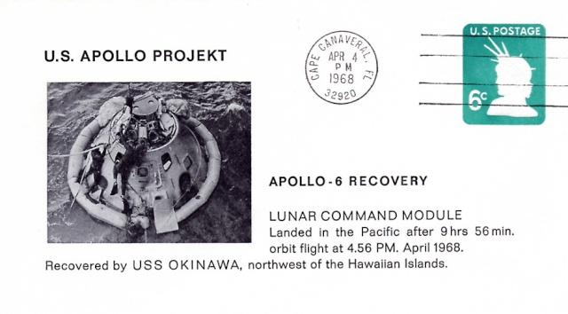 Apollo 6 : il y a 45 ans... 1968_014