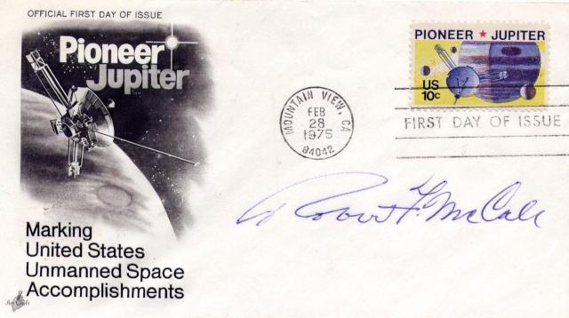 Philatélie spatiale USA - 1975 - Pioneer 10 / Jupiter 1975_010