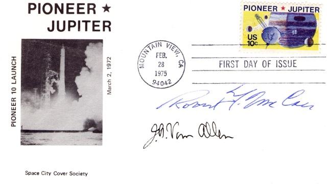 Philatélie spatiale USA - 1975 - Pioneer 10 / Jupiter 1975_011