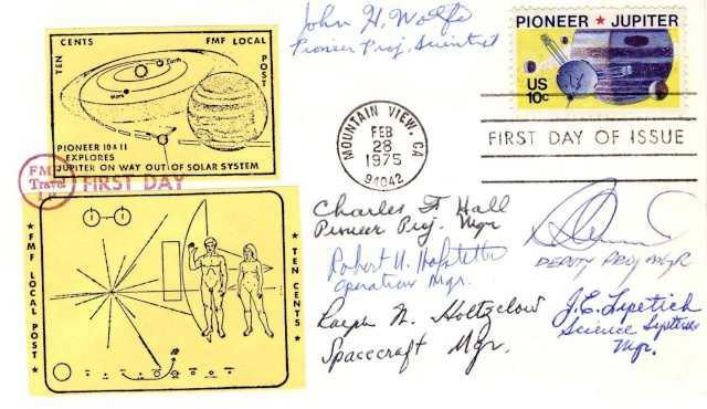 Philatélie spatiale USA - 1975 - Pioneer 10 / Jupiter 1975_012