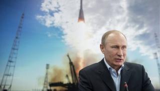Vladimir Poutine annonce 40 milliards pour le spatial russe / Vol habité vers Mars en 2018 19805610