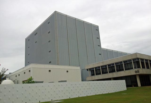 La Vacuum Chamber A du Johnson Space Center - 50ème anniversaire du début des travaux 20120911
