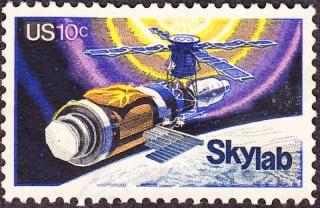 Philatélie Spatiale USA - 1974 - SKYLAB 800px-13