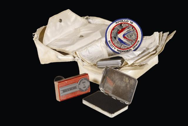 Philatélie Spatiale USA - 1971 - Space Achievement Decade (Apollo 15) A15pos10