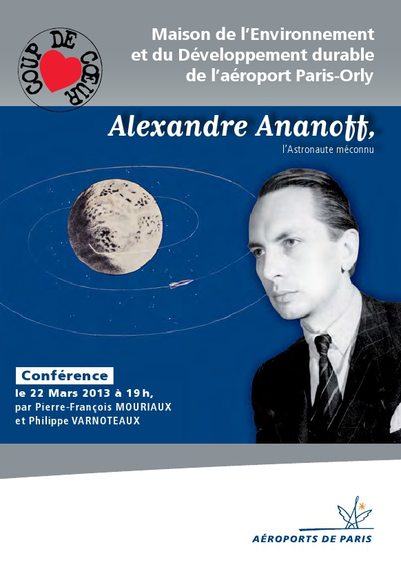22 mars 2013 - Conférence sur Alexandre Ananoff - Orly Adp-2210