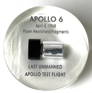 Apollo 6 : il y a 45 ans... Apollo11