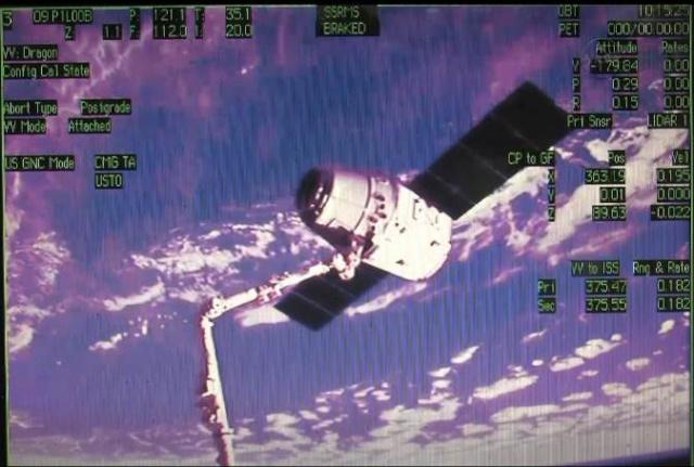 USA - 26 mars 2013 - Retour sur Terre de Dragon CRS-2 / SpaceX Captur13
