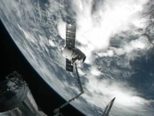 USA - 26 mars 2013 - Retour sur Terre de Dragon CRS-2 / SpaceX Captur14