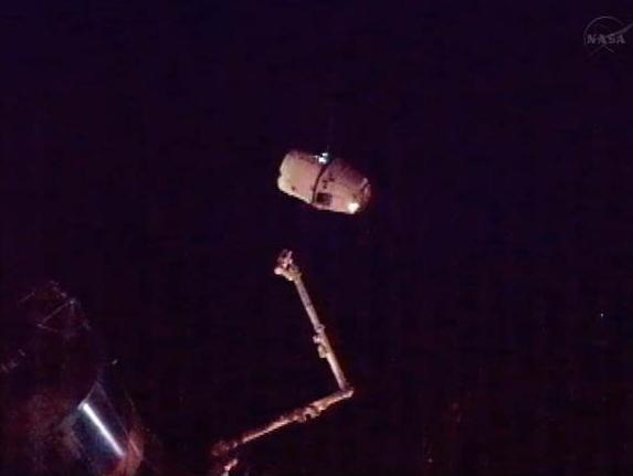 USA - 26 mars 2013 - Retour sur Terre de Dragon CRS-2 / SpaceX Captur17
