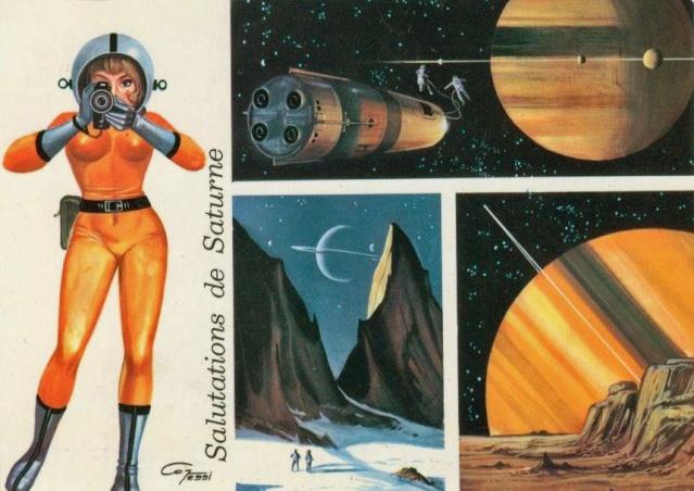 Cartes spatiales humoristiques Espace15