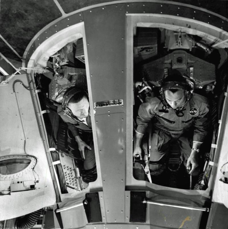 Programme Gemini (autres que les missions) - Rares Documents, Photos, et autres ... Gemini10