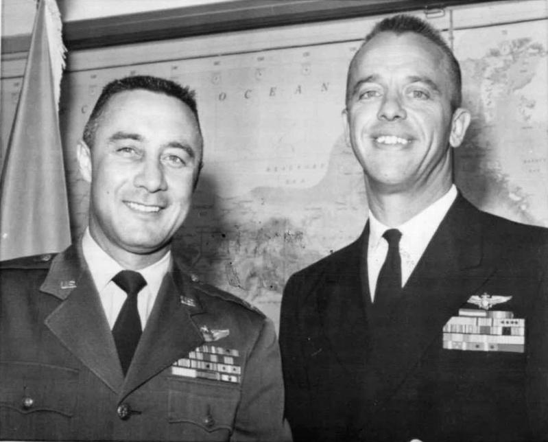 Programme Mercury (autre que les missions) - Rares Documents, Photos, et autres ... Grisso10
