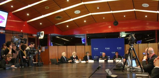 21 mars 2013 - Planck et l'univers - Conférence à l'ESA Img_3210
