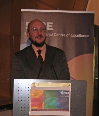 3 avril 2013 - Inauguration du Centre de coordination des services de météorologie de l'espace de l'ESA Img_4011
