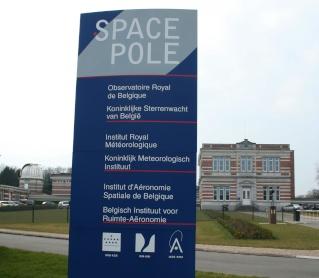 3 avril 2013 - Inauguration du Centre de coordination des services de météorologie de l'espace de l'ESA Img_4013