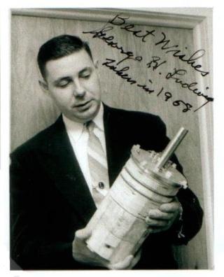 Disparition de George H. Ludwig (1928-2013), co-découvreur de la ceinture de Van Allen Ludwig10