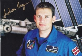 Mogensen - Mission spatiale pour Andreas Mogensen en 2015 - Soyouz TMA-18M IrISS (annulation Sarah Brightman) Mogens10