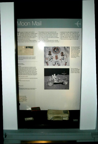 Philatélie Spatiale USA - 1971 - Space Achievement Decade (Apollo 15) Natlpo10