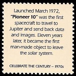 Philatélie spatiale USA - 1975 - Pioneer 10 / Jupiter Pionee16