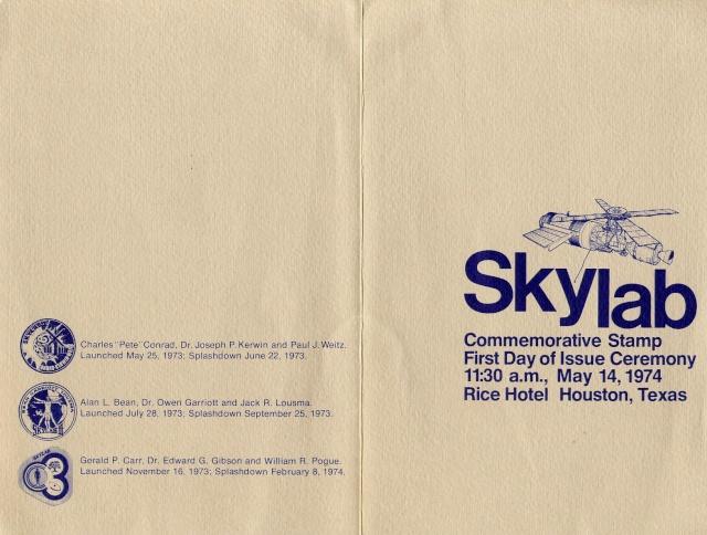 Un Jour - Un Objet Spatial - Page 8 Skylab12