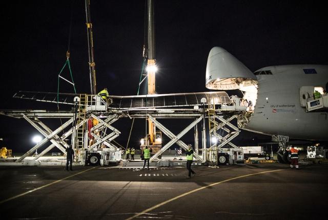 Solar Impulse - 2013 - Traversée des Etats-Unis Solar_11