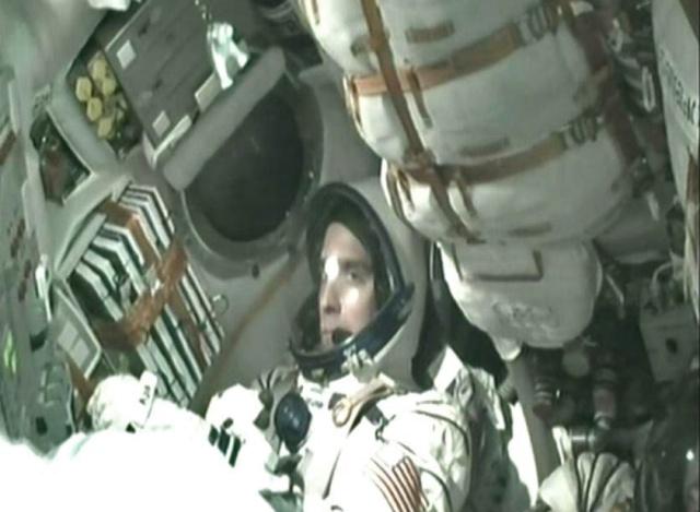 28 mars 2013 - Soyouz TMA-8M / Expedition 35-36 Soyouz13