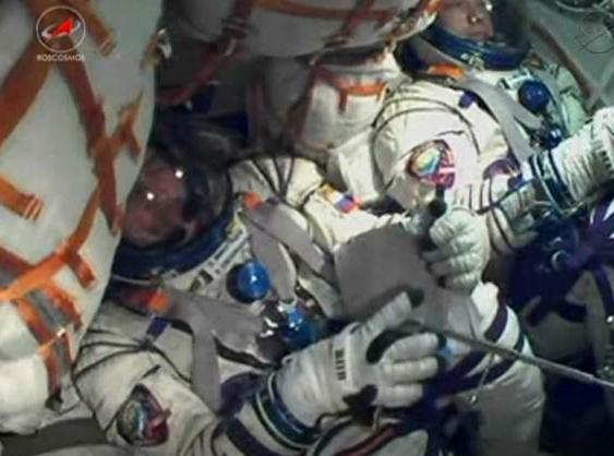 28 mars 2013 - Soyouz TMA-8M / Expedition 35-36 Soyouz14