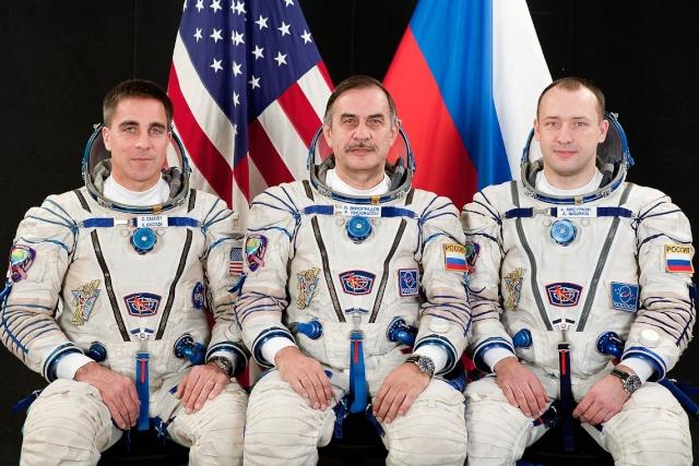 28 mars 2013 - Soyouz TMA-8M / Expedition 35-36 Soyuz-11
