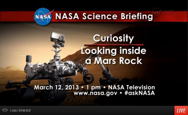 Curiosity - Des traces de vie sur la planète Mars ? Space_10