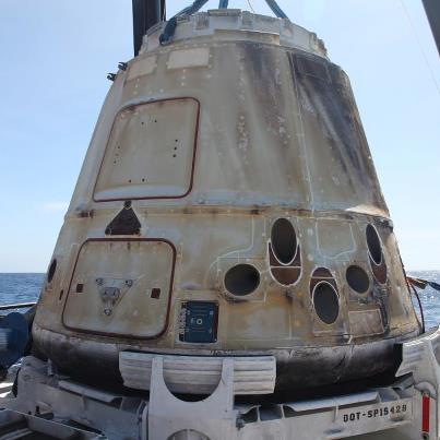 USA - 26 mars 2013 - Retour sur Terre de Dragon CRS-2 / SpaceX Space_11