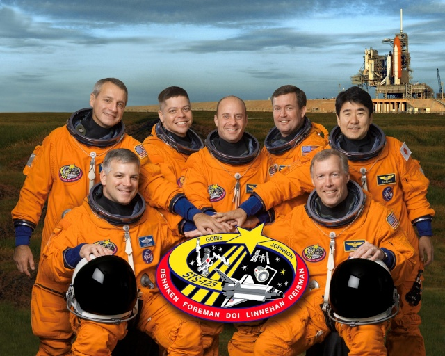 5ème anniversaire de la mission STS-123 Sts-1210