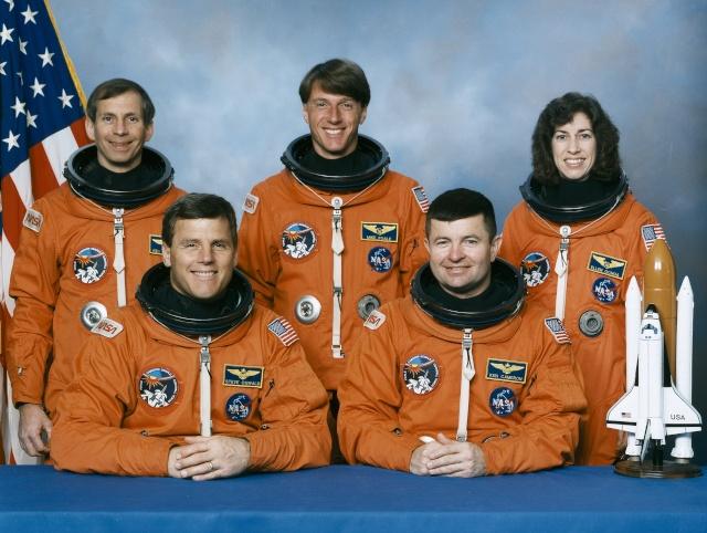 8 avril 1993 - 20ème anniversaire Mission STS-56 Sts-5610