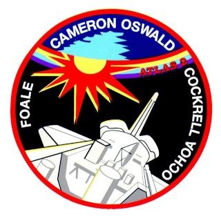 8 avril 1993 - 20ème anniversaire Mission STS-56 Sts-5611