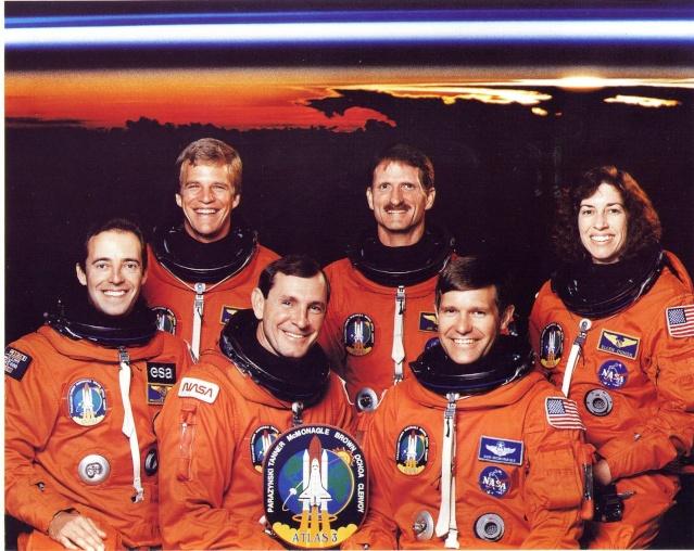 20ème anniversaire du lancement de la mission STS-66 Sts-6610