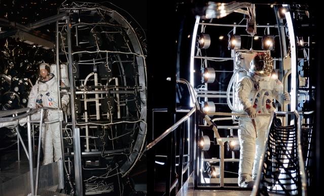 La Vacuum Chamber A du Johnson Space Center - 50ème anniversaire du début des travaux Vacuum10