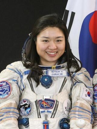 8 avril 2008 - Soyouz TMA-12 - Soyeon Yi devient la première coréenne dans l'espace Yi_s_p10