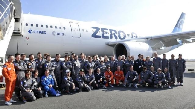 15 mars 2013 - Premier vol Zero G pour le grand public en France Zero-g10